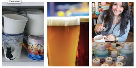 Pints & Pottery/ Big Wood Brewery tickets