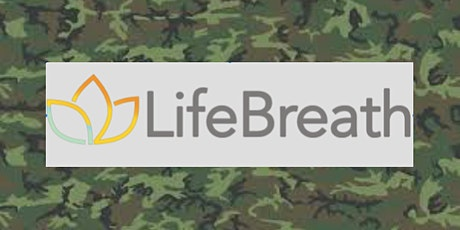 LifeBreath Training for Military, Veterans, First Responders and Public Safety Professionals tickets
