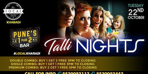 Tuesday Talli Nights