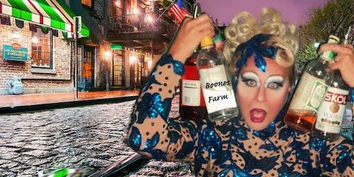 Yes, Queen!  Drag Queen Pub Crawl