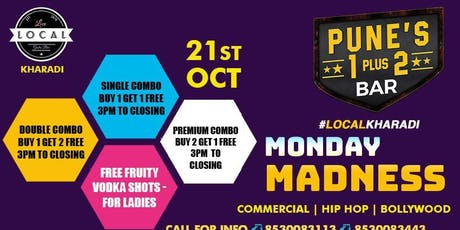 Monday Madness tickets