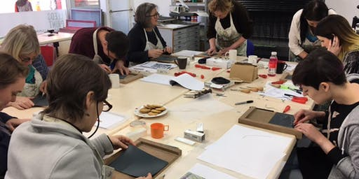 Reduction Lino Printing - 2 Week Course