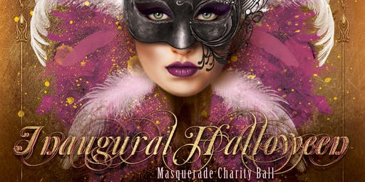 Inaugural Halloween Masquerade Charity Ball