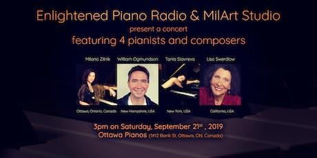 Enlightened Piano Radio in Ottawa tickets