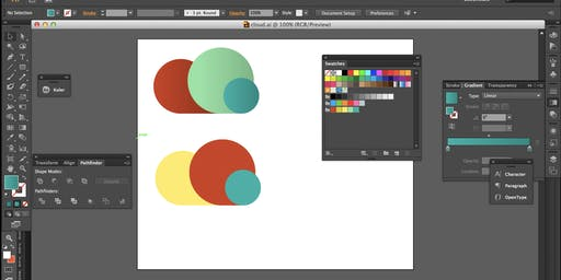 Tutorial: Intruduzione ad Adobe Illustrator – Bracciano