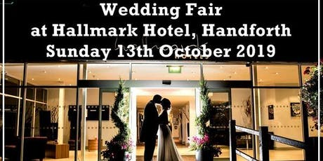 Hallmark Hotel Handforth Wedding Fair tickets