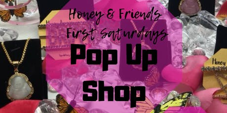 Honey and Friends Pop Up Shop tickets