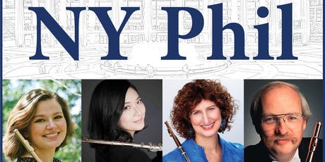 Flutists of the New York Philharmonic tickets