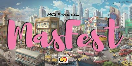 Malaysia Food & Cultural Festival 2019 tickets