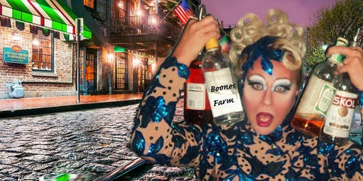 BACHELORETTE PARTY!  Drag Queen Pub Crawl!