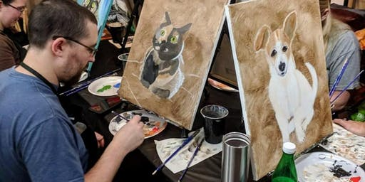 Paint YOUR Pet with Barb Benstein