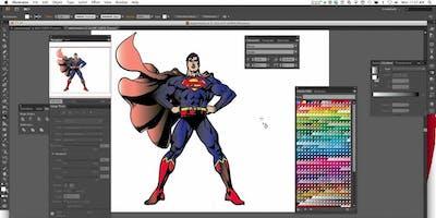 Workshop Introduzione Adobe Illustrator per grafica 2D – Roma