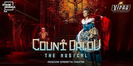 Граф Орлов мюзикл на большом экране /Count Orlov musical on big screen tickets