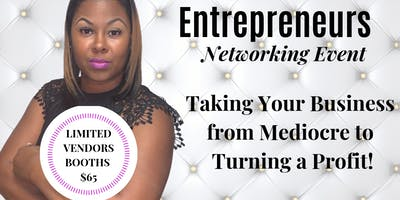 The Innovative Business Coach Presents Entrepreneurs Networking Event