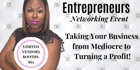 The Innovative Business Coach Presents Entrepreneurs Networking Event tickets