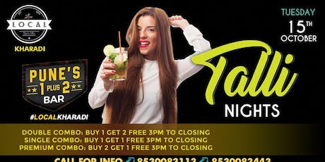 Tuesday Talli Nights tickets