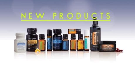 New Products Review doTERRA  tickets