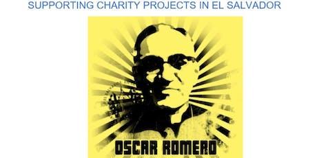 San Romero Festival - FILM SCREENING - TALK - SALVADORAN FOOD tickets