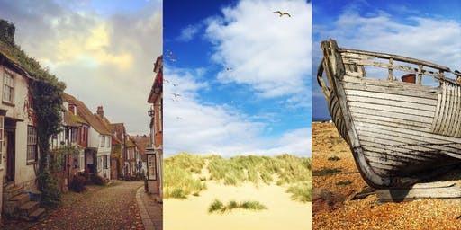 Land Rover Tour of Rye, Camber Sands & Dungeness