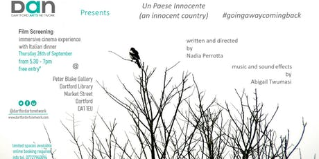Un Paese Innocente (An Innocent Country) - immersive cinema experience tickets