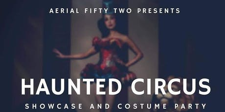 Haunted Circus tickets