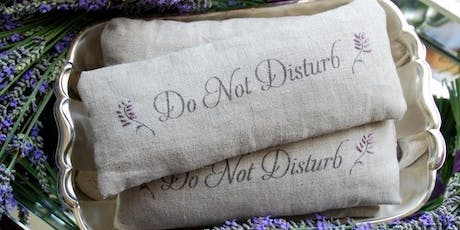 All About Lavender - Activity Eye Pillow Make n Take tickets