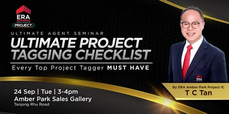 [UAS] Ultimate Project Tagging Checklist Every Top Project Tagger Must Have tickets