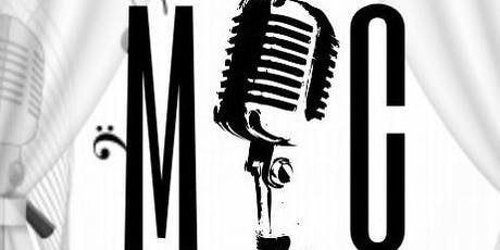 Open Mic Night - Last Tuesday of every month tickets
