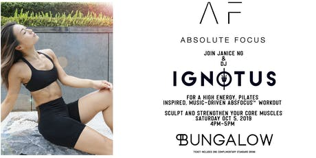 AbsFocus x Bungalow ft. DJ Ignotus tickets
