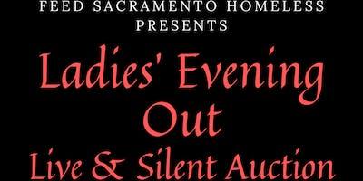 Ladies' Evening Out - Live & Silent Auction