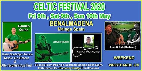 Celtic Festival 2020 entradas