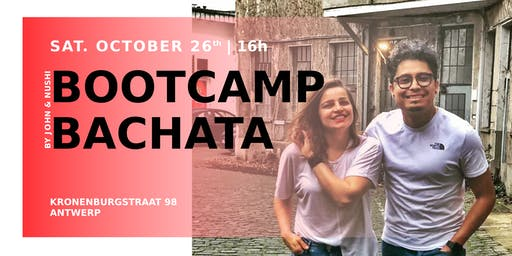 Bachata Bootcamp by John&Nushi | Merecumbé