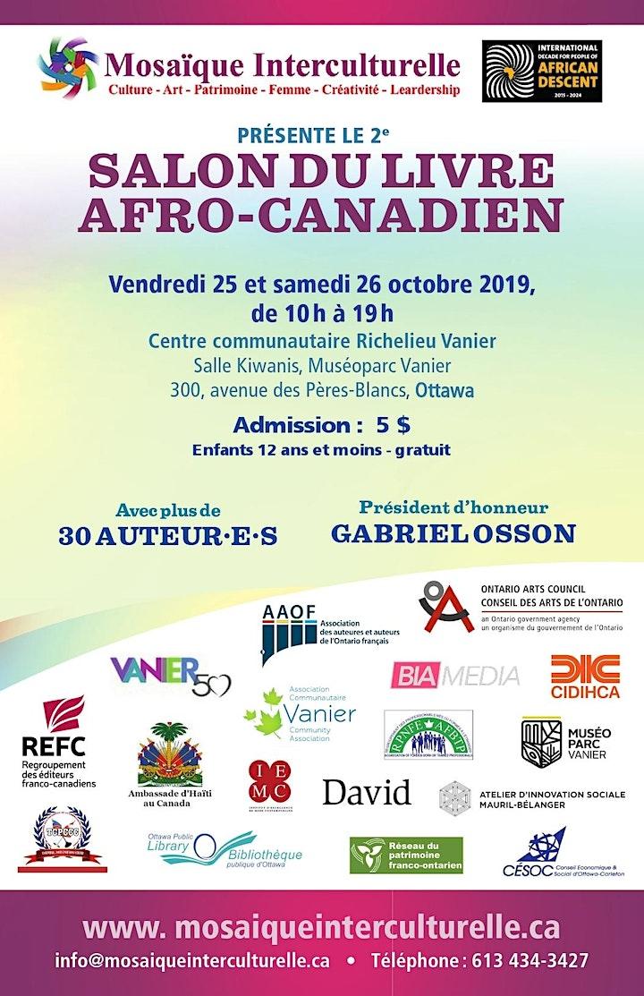 Image de Salon du livre afro-canadien