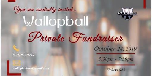 WALLOPBALL Showcase Fundraiser