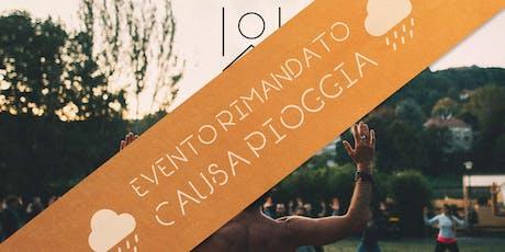 RIMANDATO AL 30 SETTEMBRE /// WAKE Up! #3 // Enjoy the Morning Energy biglietti