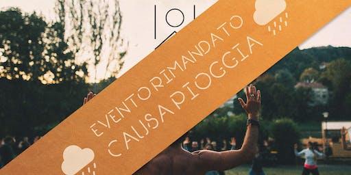 RIMANDATO AL 30 SETTEMBRE /// WAKE Up! #3 // Enjoy the Morning Energy