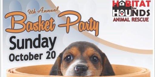Dog Gone Basket Party