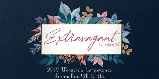 Extravagant Women's Conference 2019