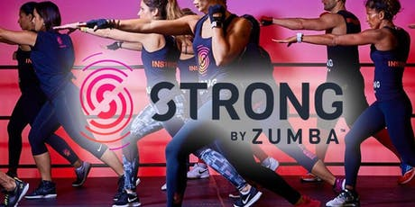 Strong By Zumba  tickets