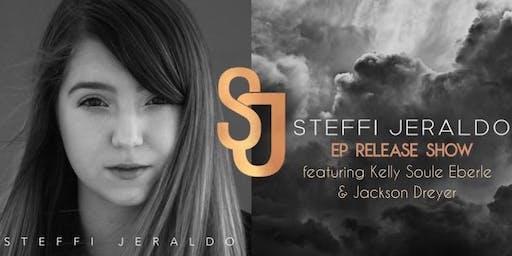 Steffi Jeraldo EP Release Show with Kelly Soule Eberle & Jackson Dreyer