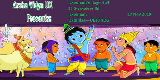 Arsha Vidya UK Kids' Cultural Programme