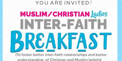 Christian & Muslim Interfaith Breakfast!