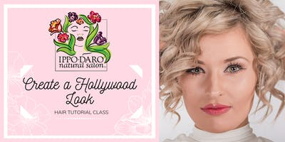 Learn How to Create a Hollywood Wavy Look