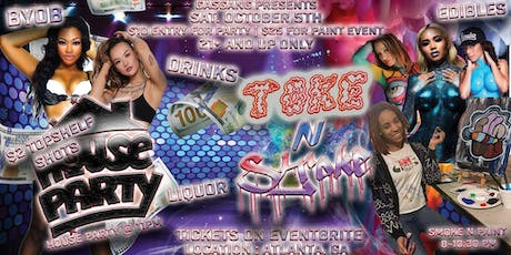 GasGang Presents Toke N Stroke / House Party tickets