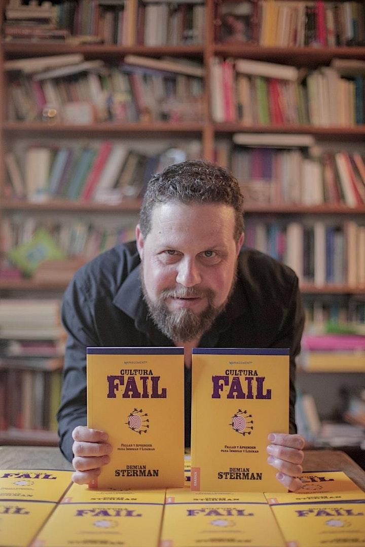 Imagen de Cultura Fail. Fallar y Aprender para Innovar y Liderar