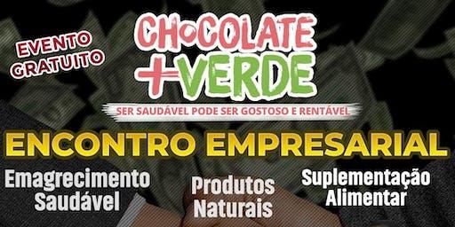 Alimentação Saudável um Mercado em Crescimento - Chocolate mais Verde RJ