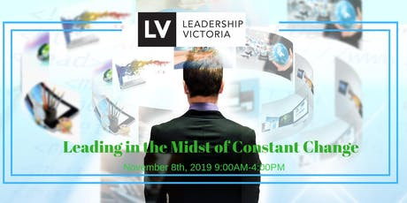 Leading in the Midst of Constant Change tickets