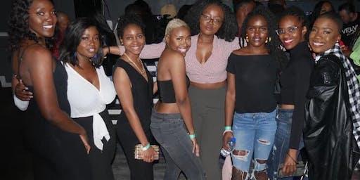 Afro Dance Party; Afrobeats, Hiphop, Reggae, Soca
