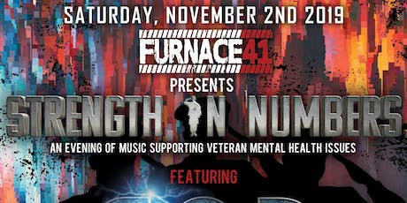 Strength In Numbers Music Charity Event tickets