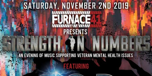Strength In Numbers Music Charity Event (Veterans Event)